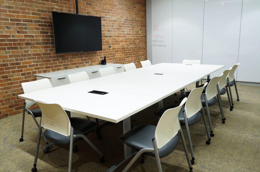 Centennial & Rocky Mountain Rooms - Boardroom
