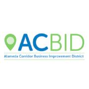 Logo for Alameda Corridor Business Improvement