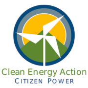 Logo for Clean Energy Action