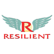 Logo for Resilient