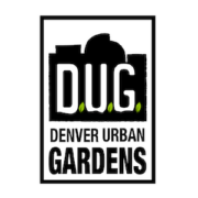 Logo for Denver Urban Gardens