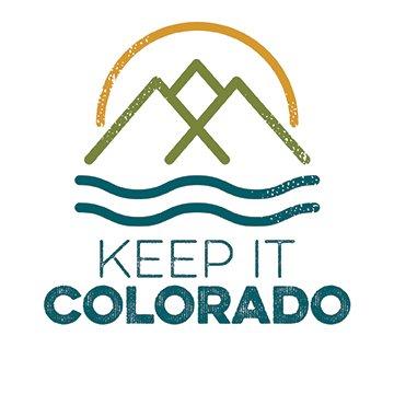 Logo for Keep it Colorado