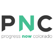 Logo for Progress Now Colorado