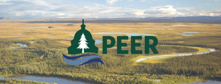Public Employees for Environmental Responsibility logo