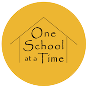 Logo for One School at a Time