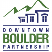 Logo for Downtown Boulder Partnership