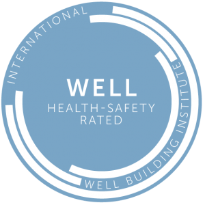 Logo for Well Health-Safety