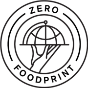 Logo for Zero Foodprint