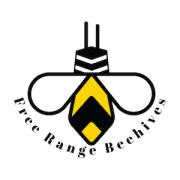 Logo for Free Rang Beehives
