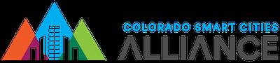 Logo for Colorado Smart Cities Alliance