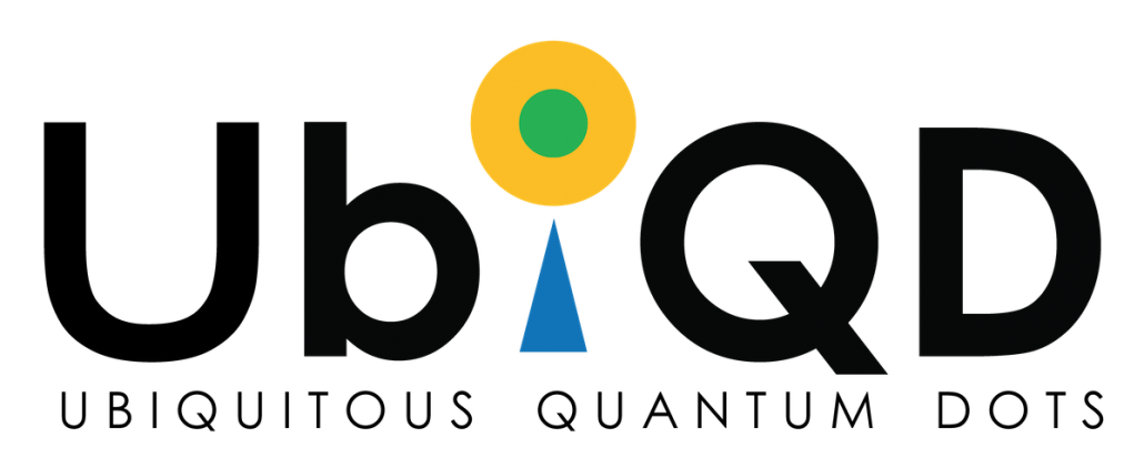 Logo for UbiQD