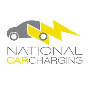 Logo for National Car Charging
