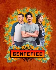 Promotional poster for Netflix original series