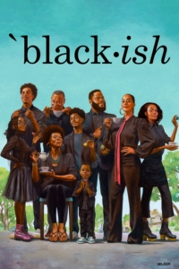 Promotional poster for Hulu series black-ish